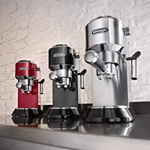 DeLonghi Dedica Style EC 685 im Test für Espressomaschinen