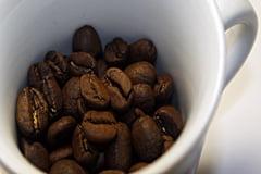 Espresso für das klassische italienische Tiramisu Rezept