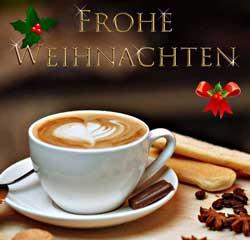 Espresso und Kaffee Geschenkideen zu Weihnachten