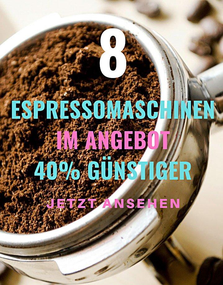 espressomaschine-angebot