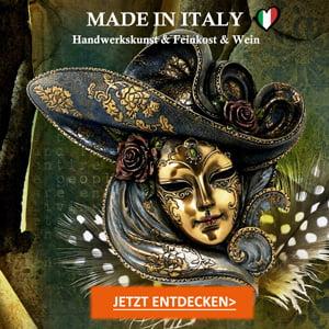 handarbeit aus italien zum Shop