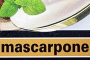 Mascarpone für das italienische Tiramisu Rezept