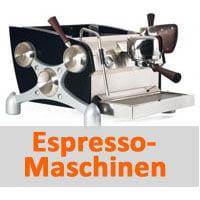 Espressomaschine zu Ostern