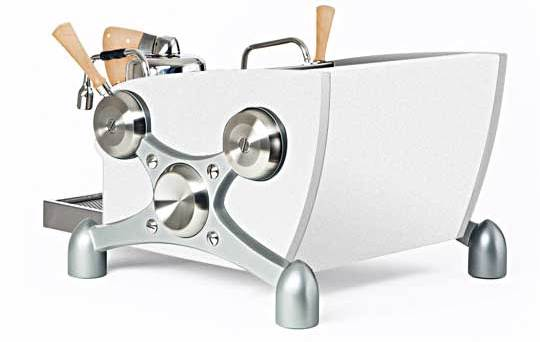 Slayer Espressomaschine als Ostergeschenk