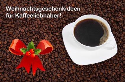 Die besten Weihnachtsgeschenke für Kaffeeliebhaber