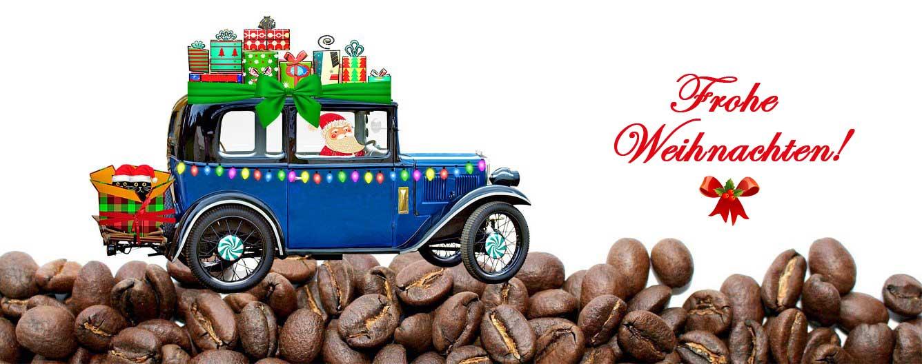 Weihnachtsgeschenke für Kaffeeliebhaber